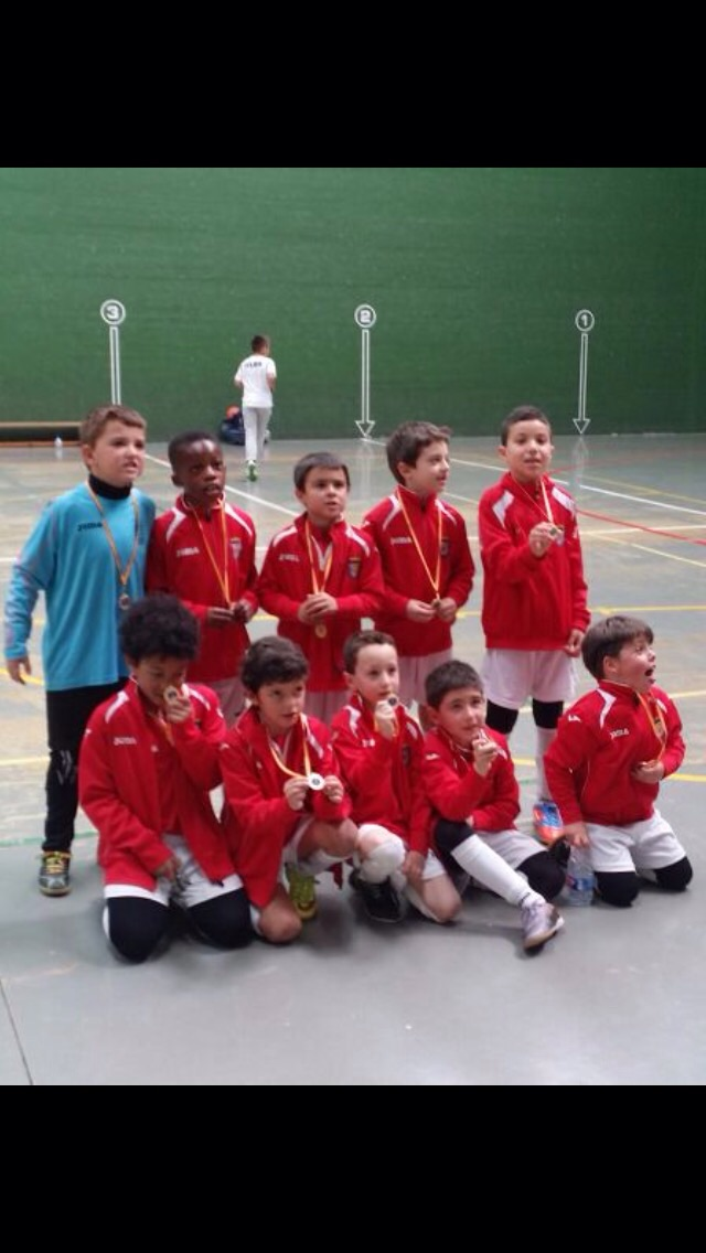 2007 Tigres Torneo Jesuitas 2015
