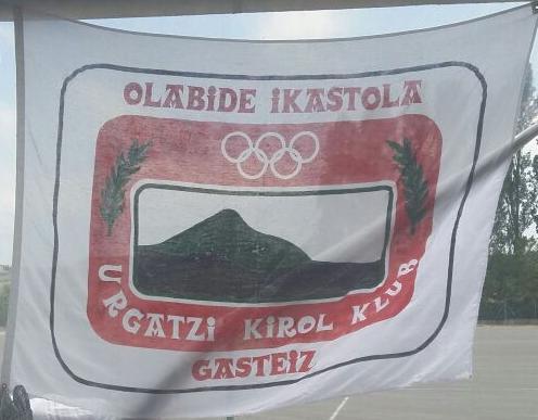 Escudo Olabide Gasteiz