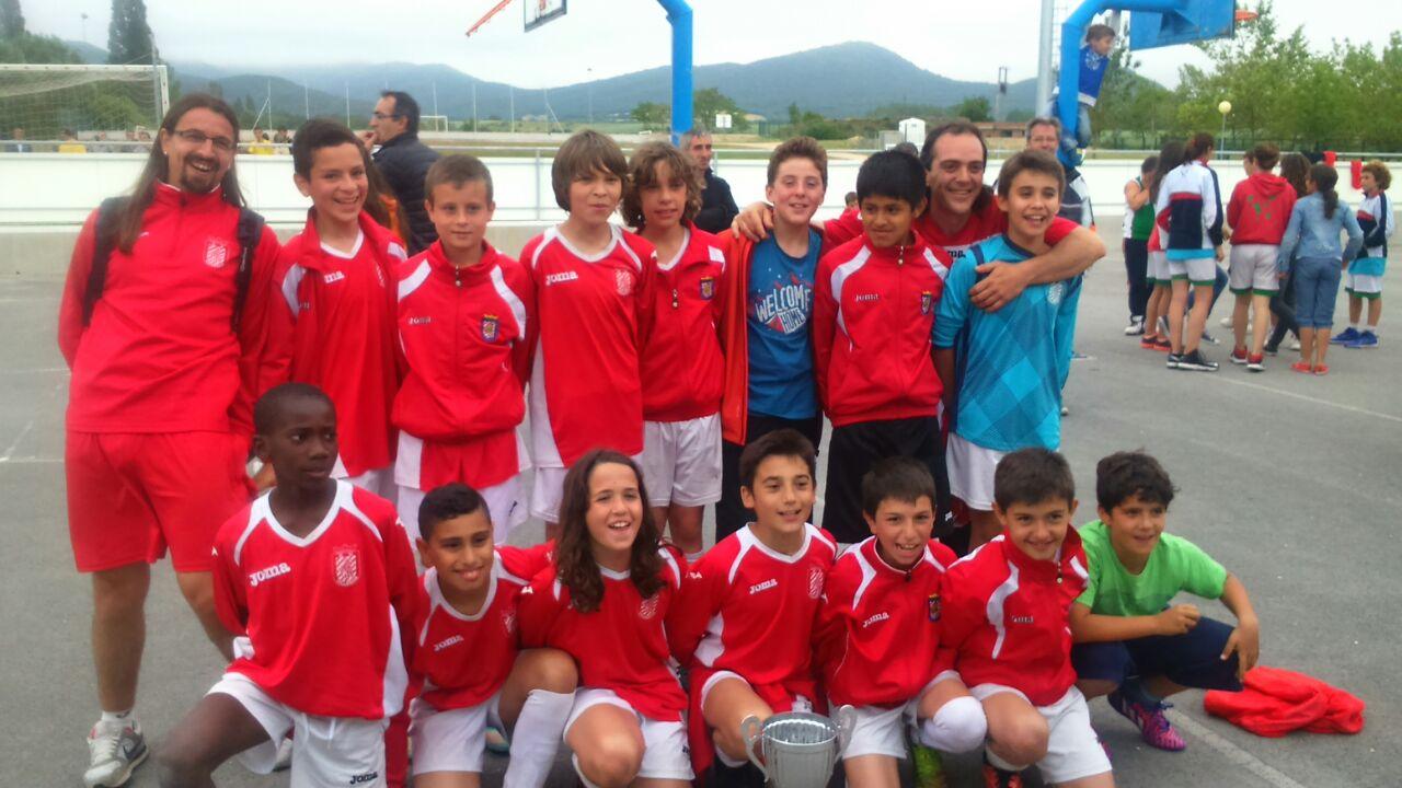 Torneo Olabide 03 campeon 4