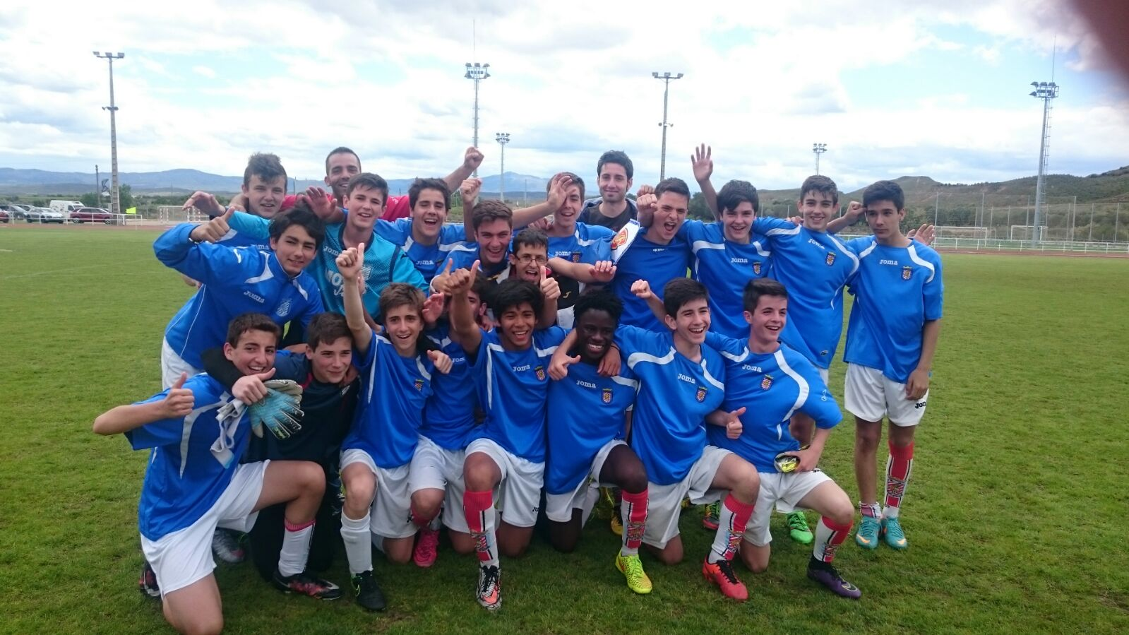 Cadete campeón Torneo Verdura 2016