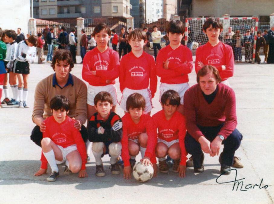 1981. Equpo Del Villegas En El 8º Torneo