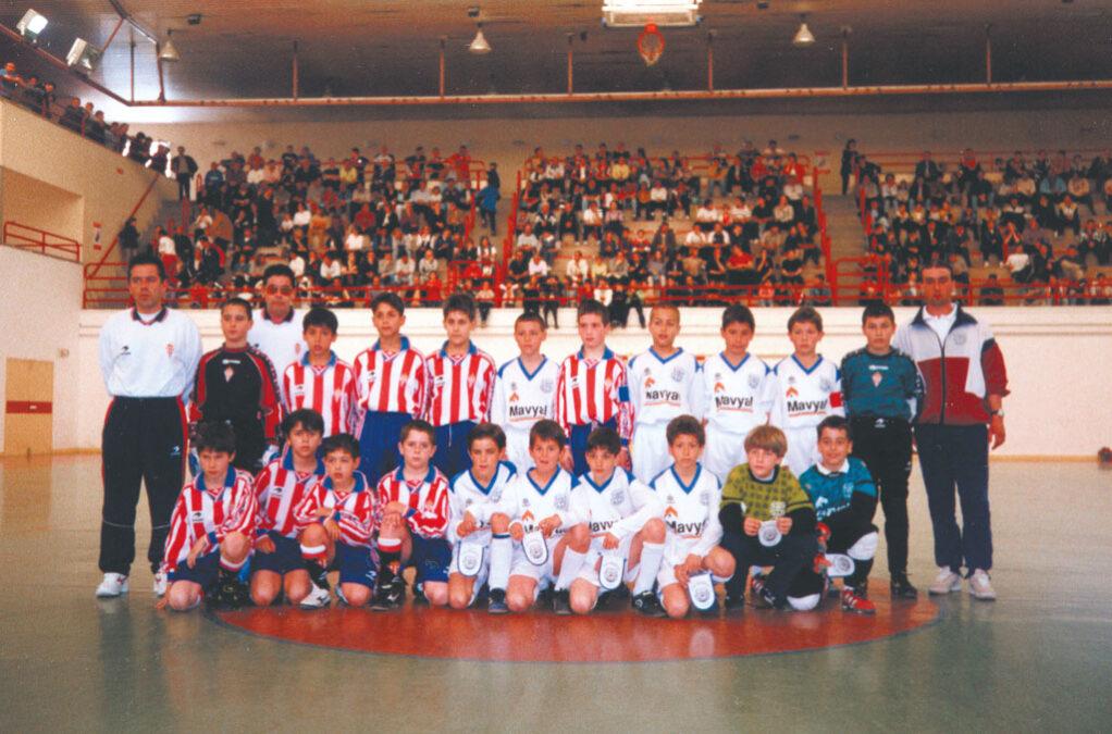 1998. Partido Entre El Sporting Y El Balsamaiso.