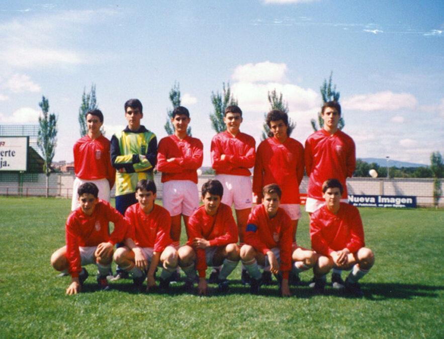 Cadete Del CD Villegas.