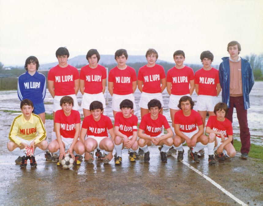 1979-80. Equipo Del CD Villegas.