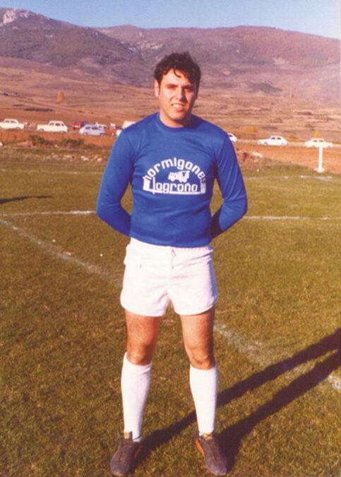 1979-80. Bene, Jugador Del CD Villegas.