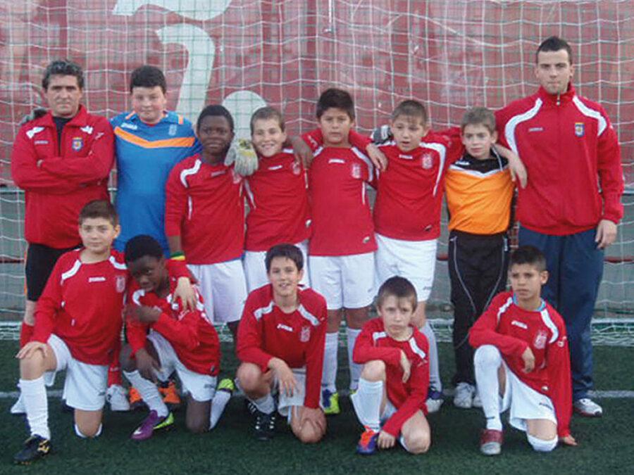 2011-12. 2000 A Del CD Villegas.