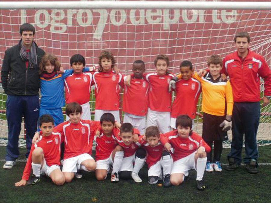 2011-12. 2000 B Del CD Villegas.