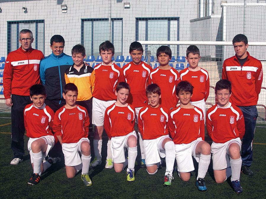 2011-12. 2001 A Del CD Villegas.