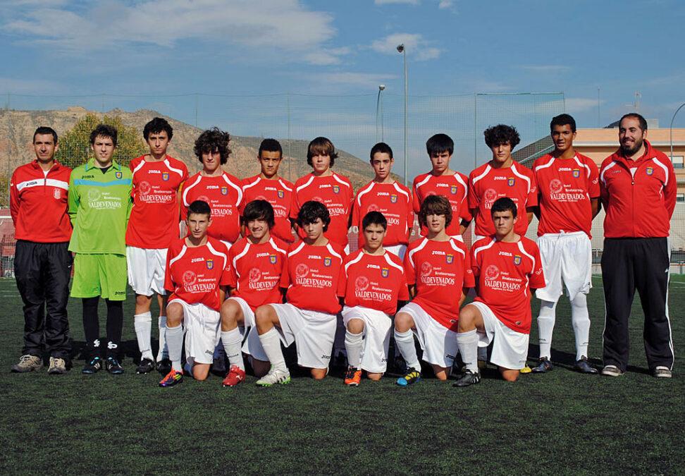 2011-12. Cadete A Del CD Villegas.