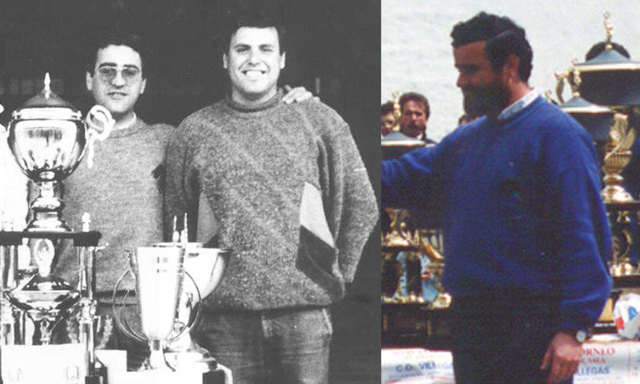 Germán, Bene Y Fidel