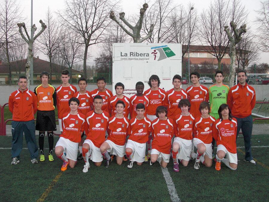 2013-14. Villegas Cadete A 99