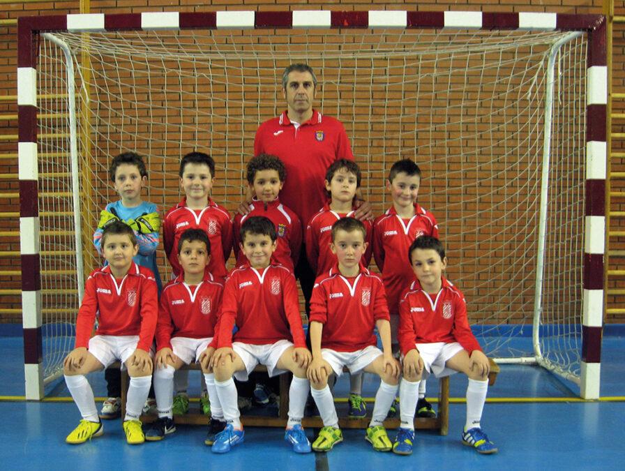 2013-14. Villegas 2006 Tigres