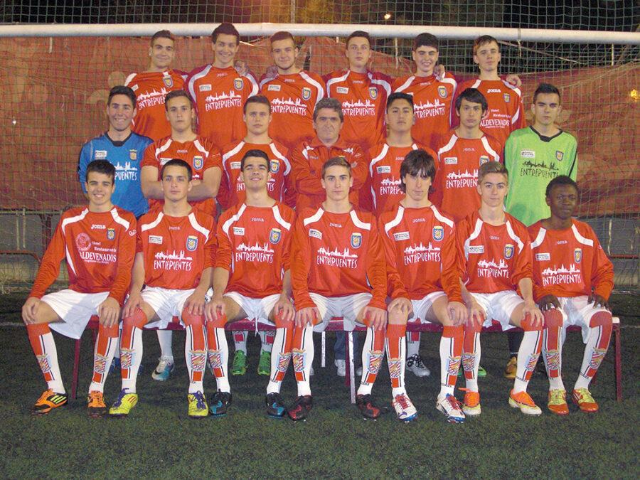 2013-14. Villegas Juvenil Territorial