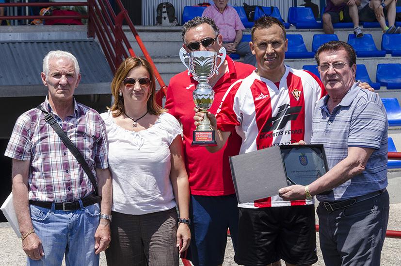 CD Logroñés, Campeón