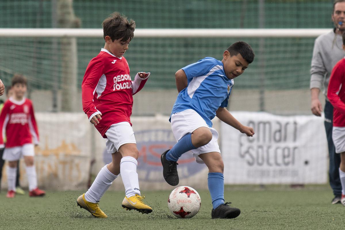 Tenemos Más Partidos De Fútbol Base Para Este Fin De Semana
