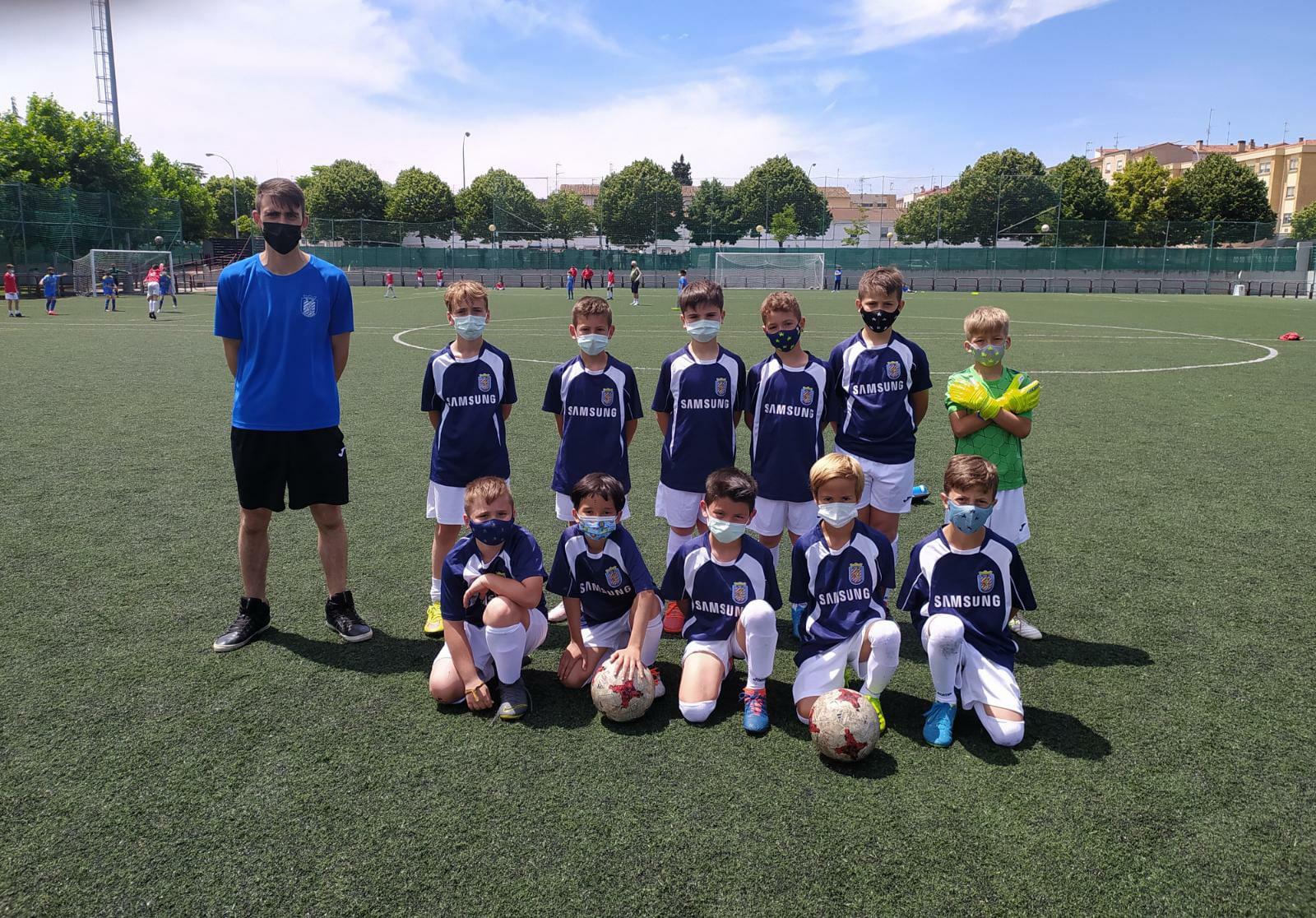Amistosos Para Nuestros Equipos De Fútbol Base