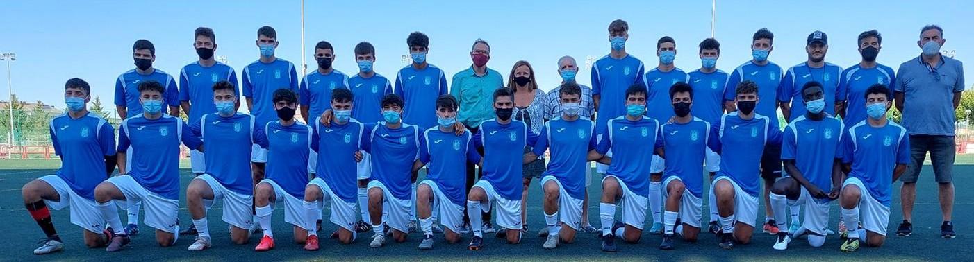 El Nuevo Villegas Juvenil División De Honor Echa A Rodar